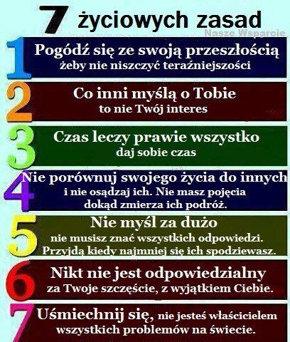 7 zywiowych zasad