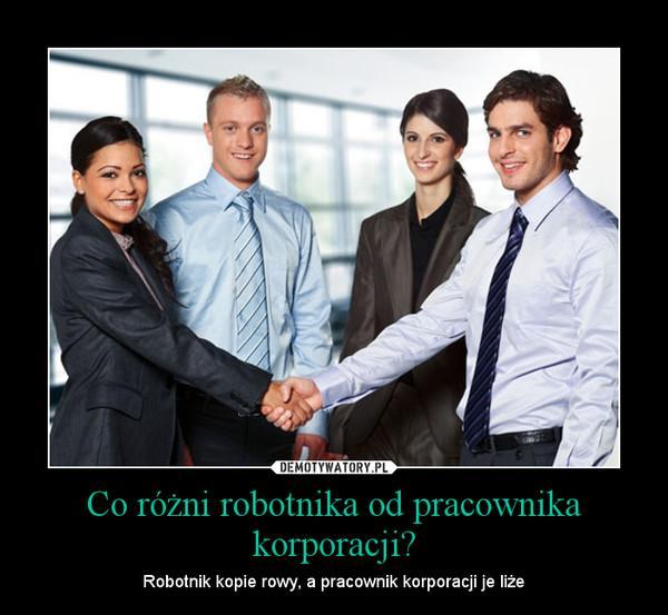 praca w korporacji 1