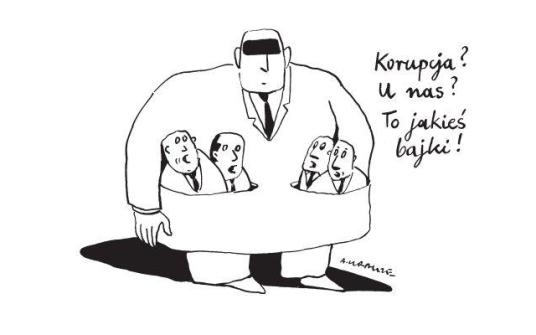 korupcja w Polsce