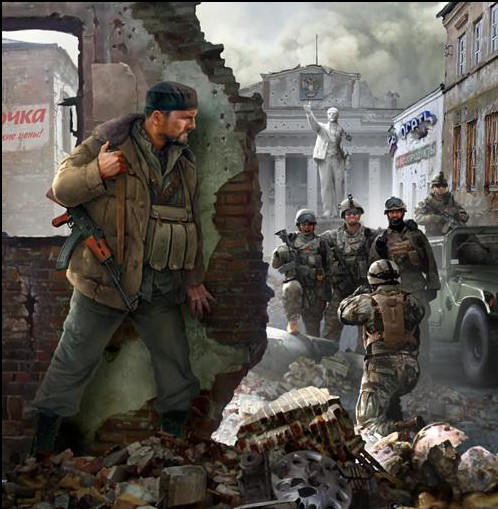 survival wojna