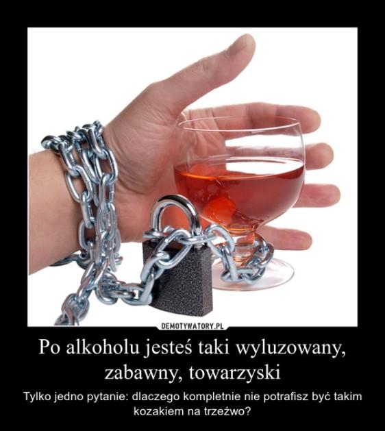 alkohol i alkoholizm w Polsce