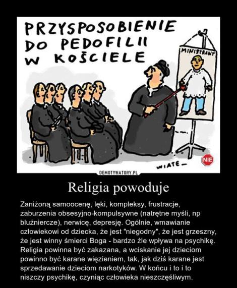 kościół katolicki psychomanipulacja