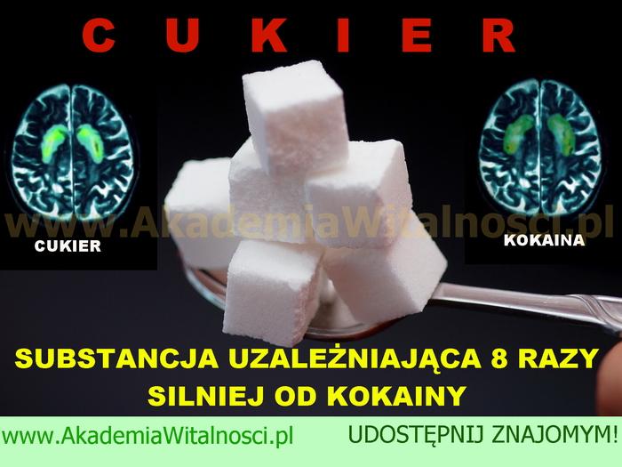 cukier i zdrowie