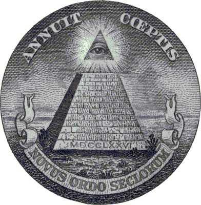 novus ordo seclorum symbolika co to jest