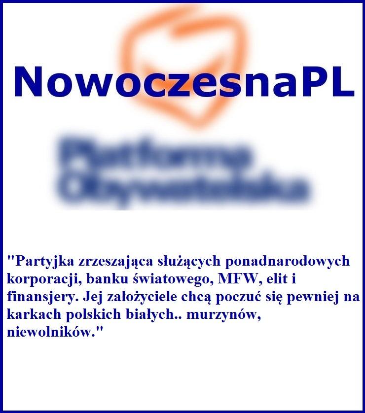nowoczesna.pl politycy