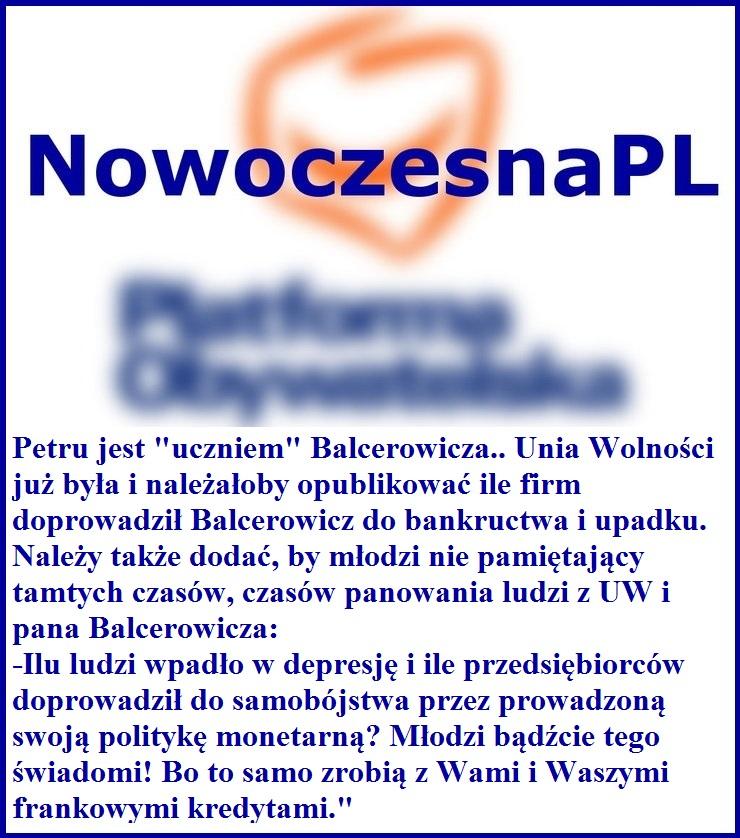 nowoczesna.pl wybory