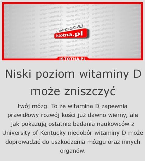 witamina D3 niedobor (2)