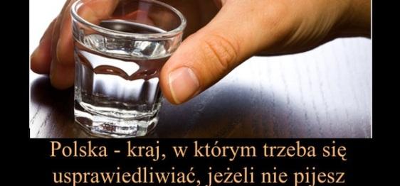 alkohol jest szkodliwy