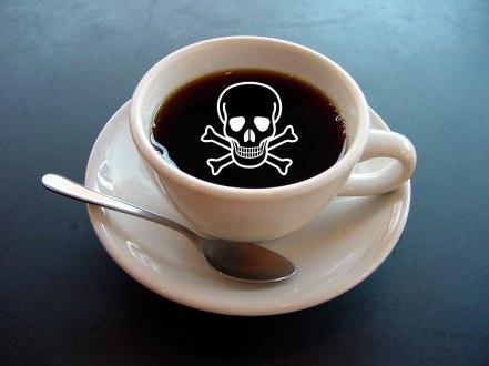 czy kawa szkodzi