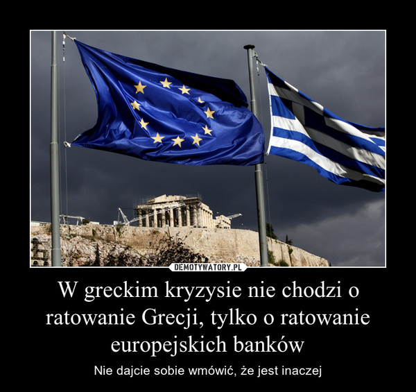 niemieckie banki i grecja