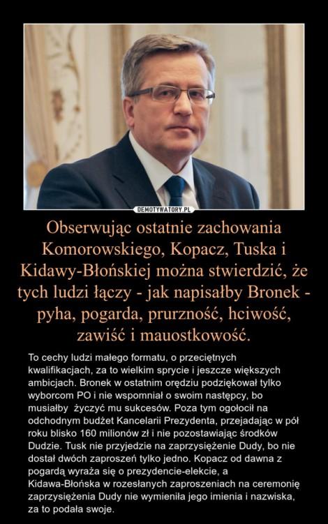 inauguracja prezydentury Andrzeja Dudy