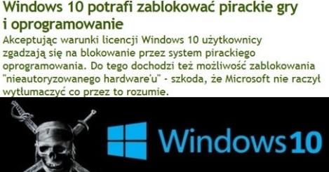 windows 10 szpieguje