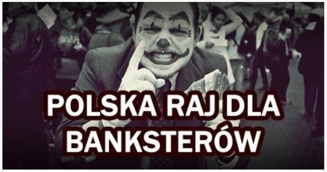 JESTEŚMY KOLONIĄ BANKÓW I KORPORACJI KTÓRE ROBIĄ Z NAS EKONOMICZNYCHNIEWOLNIKÓW!