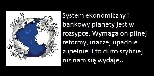 upadek ekonomii