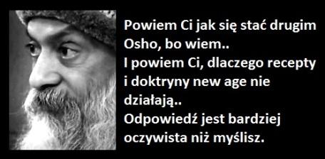 osho cytaty