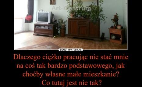 bieda w Polsce