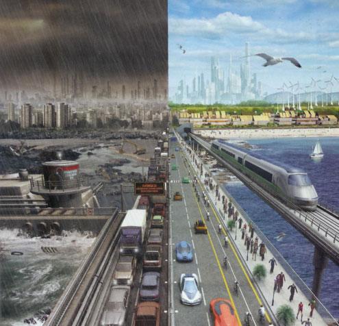 przyszlosc ziemi i cywilizacji technicznej