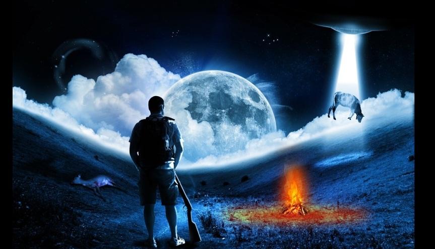 """ELITY SZYKUJĄ LUDZKOŚĆ NA SPOTKANIE Z UFO?! NASA: """"WYŚLEMY WIADOMOŚĆ LADACHWILA!"""""""