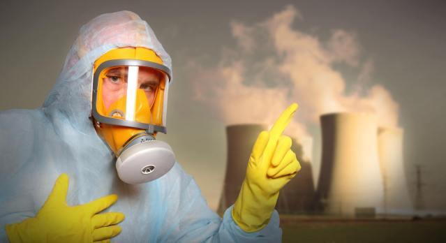 awaria elektrowni atomowej w Belgii