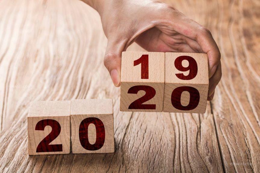 Wkrótce rok 2020. Dziękuję za wspaniałą dekadę podróży przez meandryżycia!
