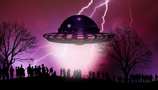UFO I WOJNY GALAKTYCZNE: CZY TOMOŻLIWE?