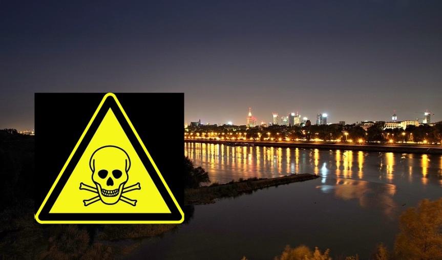 Katastrofa ekologiczna w Warszawie: Sytuacja jest poważna! Władze miastakłamią!
