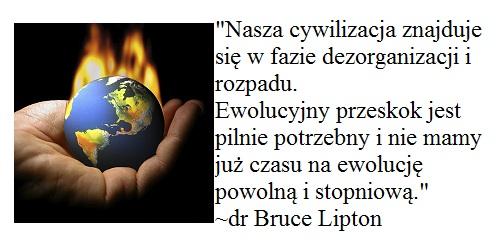 Zapomniany apel: Jeśli zrujnujemy Ziemię nie będzie dokąduciekać