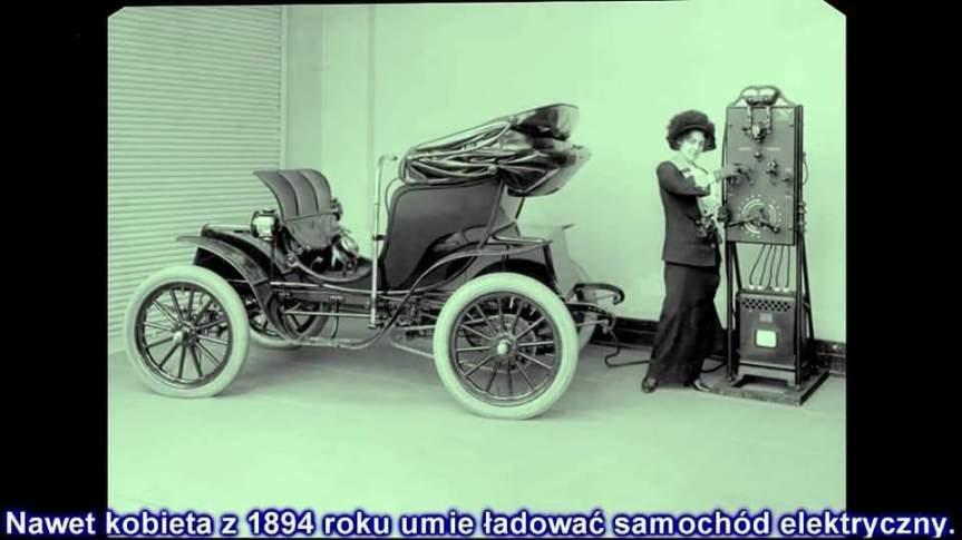 NIESAMOWITE! Czy 100 lat temu istniała zaawansowana technologiczniecywilizacja!?